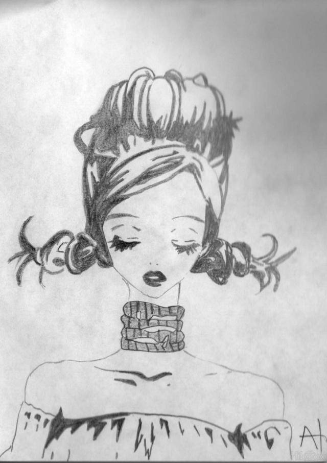 Crayon sur feuille x) 69023f10