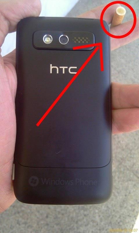WP7 - HTC sous WP7, les modèles en Octobre Hanonp10