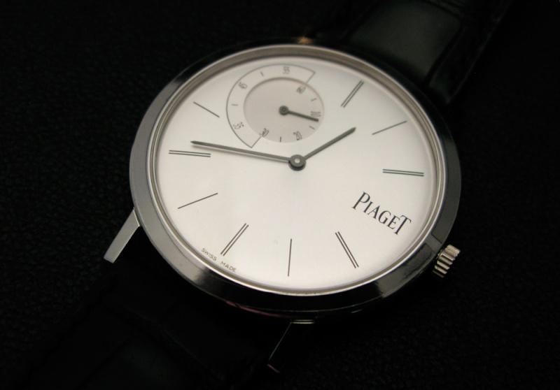 Friday'Piaget >>> Piaget12