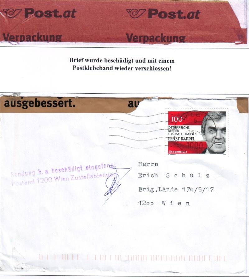 Postbelege - verhunzt und zerstört Bescha10