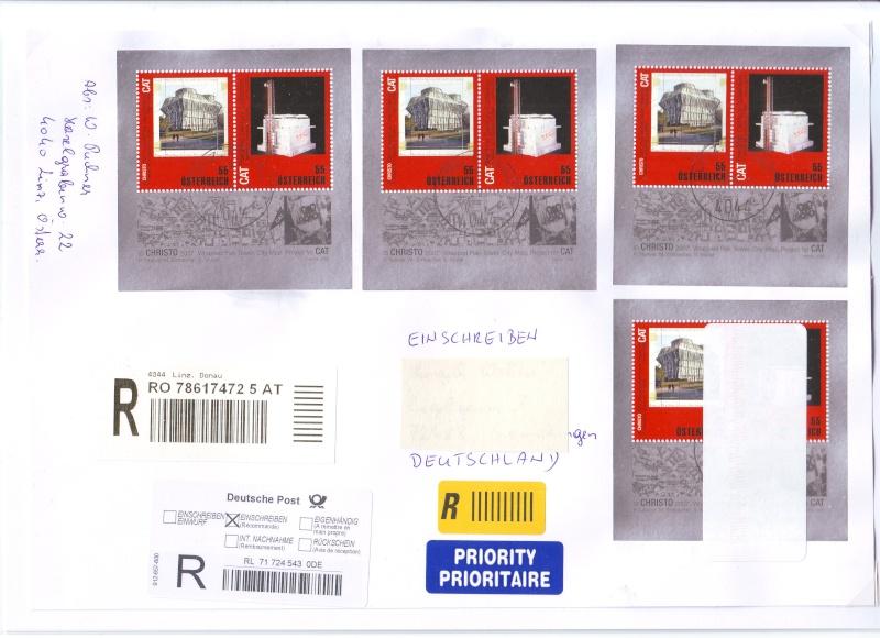 Postbelege - verhunzt und zerstört Christ11