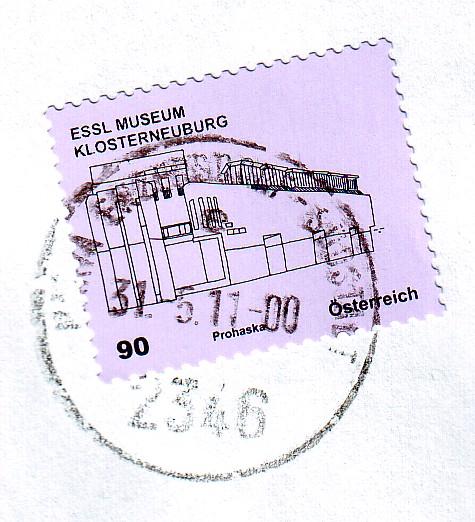 1. Mai 2011 Ersttag von 15 Briefmarken in Österreich !!! Essl_m11