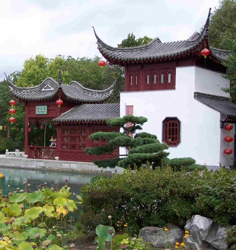 Jardin Botanique Montreal-Penjing... Chines10