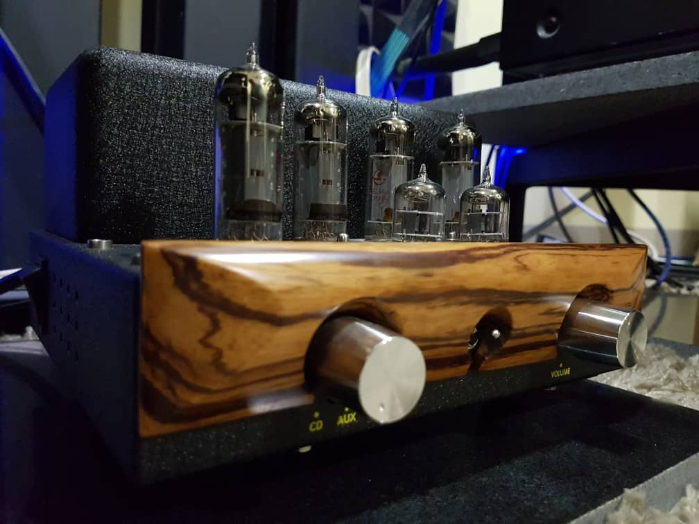 Yarland FB34C Tube Amplifier(SOLD)  5b154d10