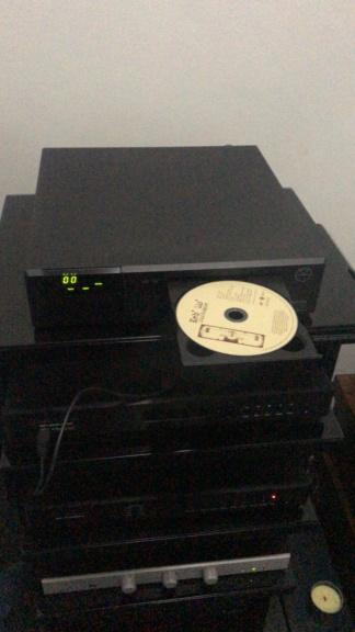 Linn Karik 25th Anniversary CD Player Bc7f9910