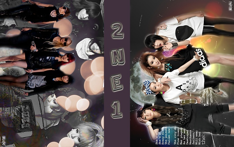 [Crea] & [Video] 2ne1ag10