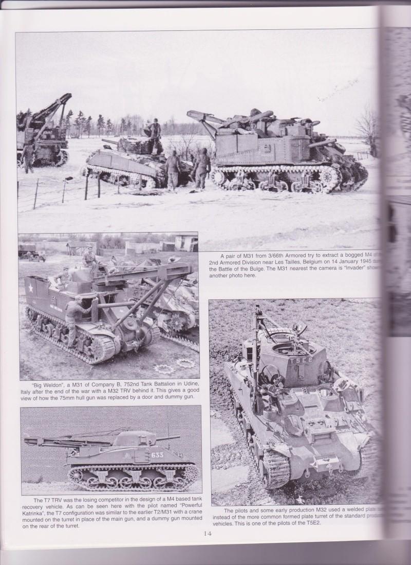 M3 LEE modifié en M 31 RECOVERY...  (En cours!!!) 00213