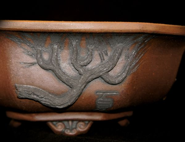 Stone Monkey Ceramics collectors pot 2010 Dsc00312