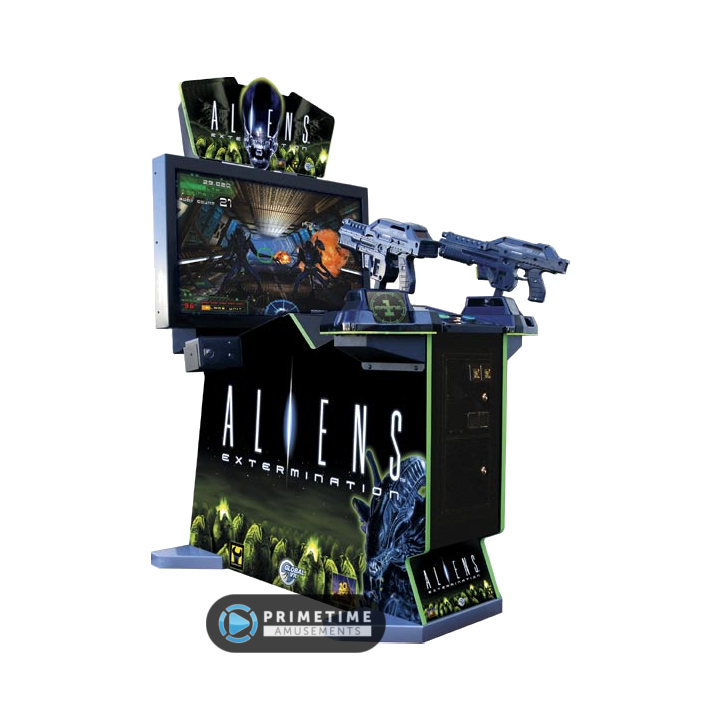 Aliens Extermination Aliens10