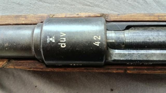 """Mauser K98k """"DUV 42"""" Dsc_0312"""