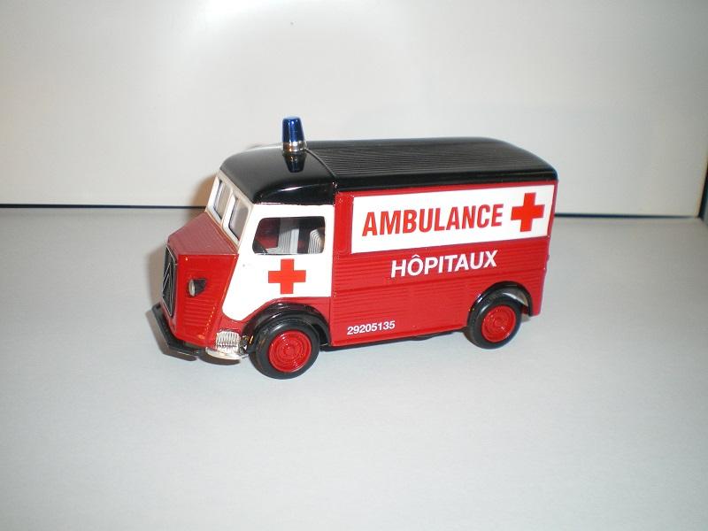 """Citroën miniatures > """"Ambulances, transports de blessés et assistance d'urgence aux victimes"""" Imgp0114"""