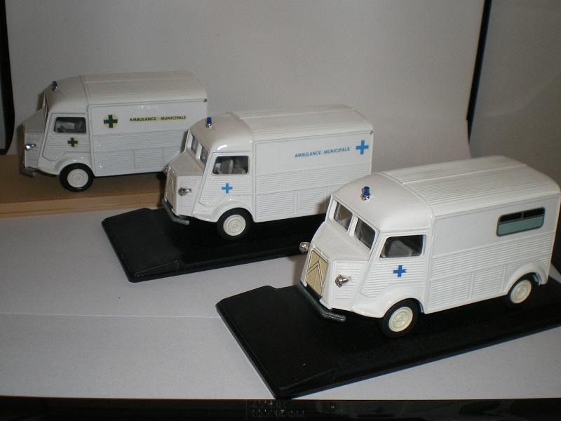 """Citroën miniatures > """"Ambulances, transports de blessés et assistance d'urgence aux victimes"""" Imgp0211"""