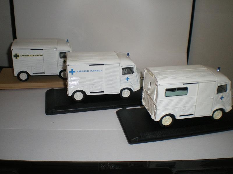 """Citroën miniatures > """"Ambulances, transports de blessés et assistance d'urgence aux victimes"""" Imgp0212"""