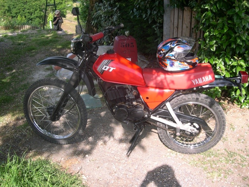restauration dt 50MX 1RE 1985 Remont11