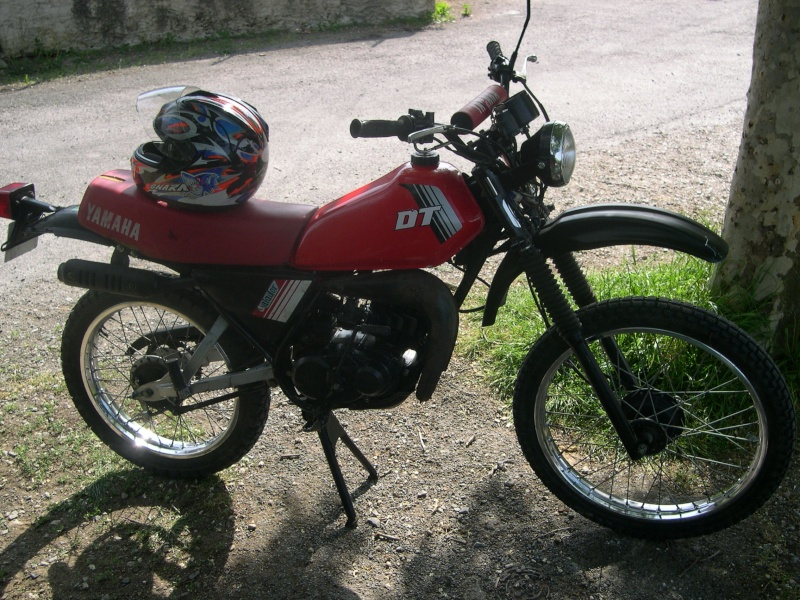 restauration dt 50MX 1RE 1985 Remont12