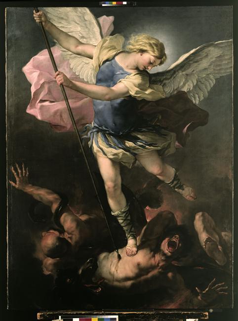 La Question d'Imagerie - Peinture et sculpture - à notre époque actuelle Saintm10