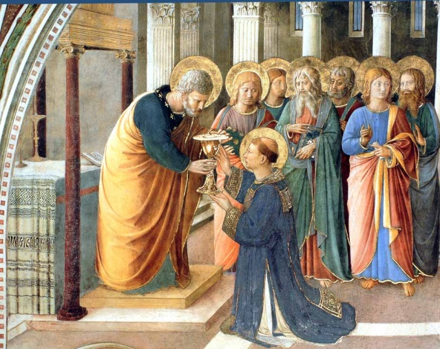 FRA ANGELICO -- Extrait des PAGES D'ART CHRÉTIEN du Père Abel Fabre. Wp0_wp12
