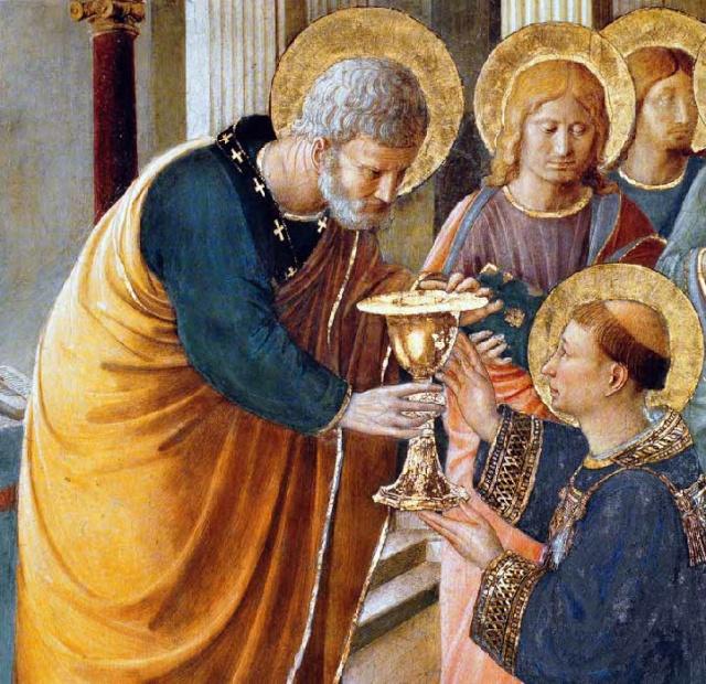 FRA ANGELICO -- Extrait des PAGES D'ART CHRÉTIEN du Père Abel Fabre. Wp0_wp13