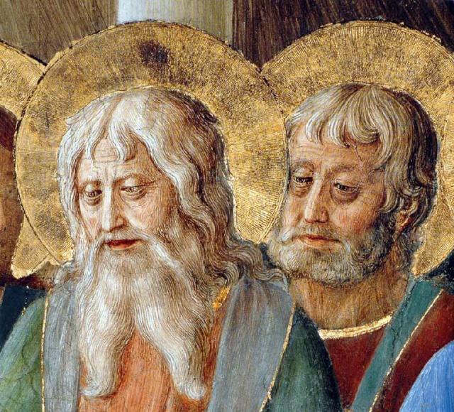 FRA ANGELICO -- Extrait des PAGES D'ART CHRÉTIEN du Père Abel Fabre. Wp0_wp17