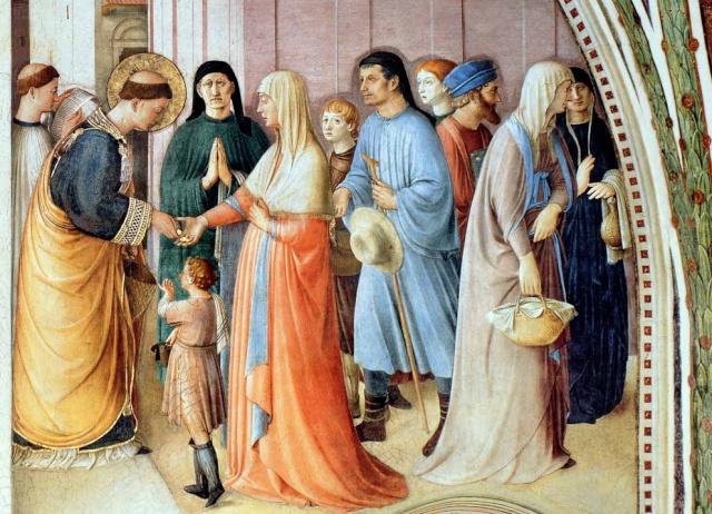 FRA ANGELICO -- Extrait des PAGES D'ART CHRÉTIEN du Père Abel Fabre. Wp0_wp18