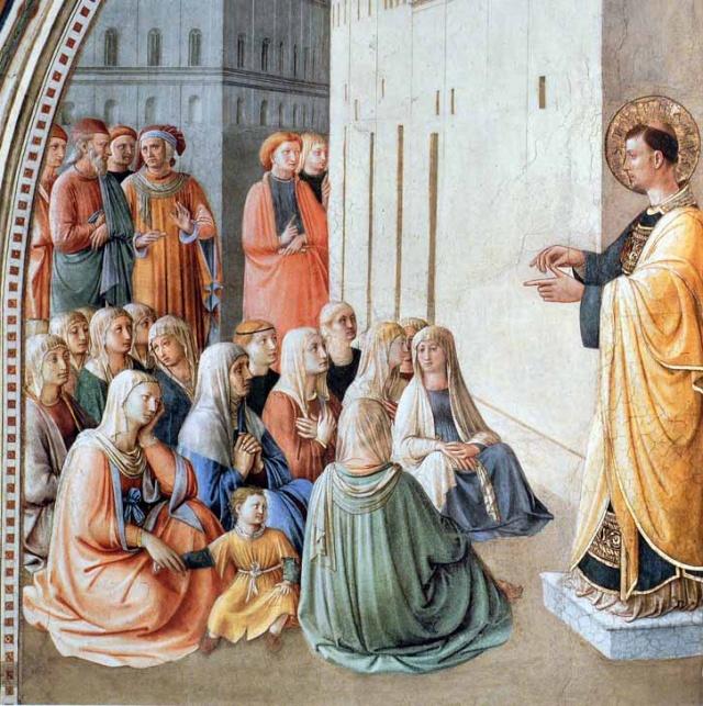 FRA ANGELICO -- Extrait des PAGES D'ART CHRÉTIEN du Père Abel Fabre. Wp0_wp26