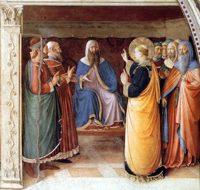 FRA ANGELICO -- Extrait des PAGES D'ART CHRÉTIEN du Père Abel Fabre. Wp0_wp31
