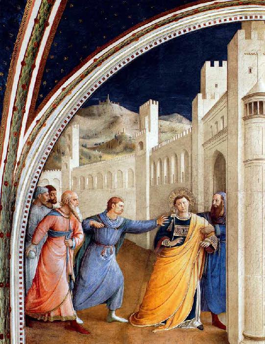 FRA ANGELICO -- Extrait des PAGES D'ART CHRÉTIEN du Père Abel Fabre. Wp0_wp35