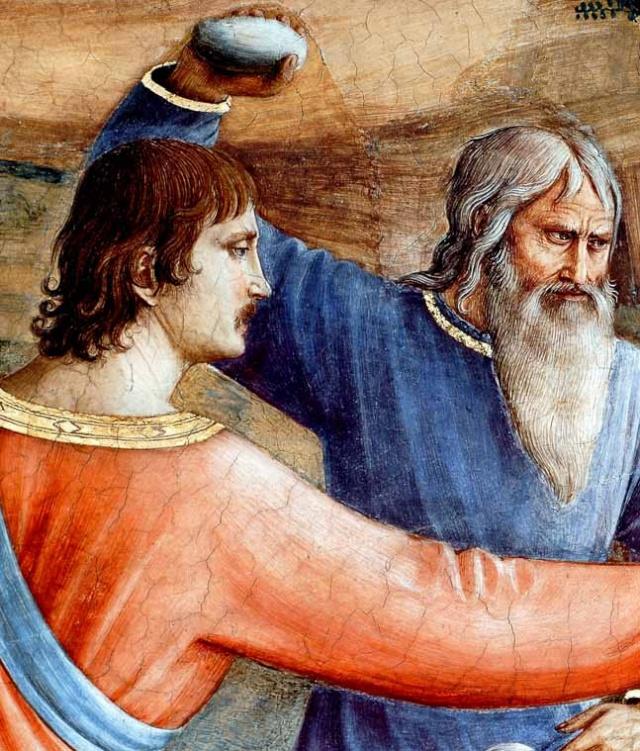 FRA ANGELICO -- Extrait des PAGES D'ART CHRÉTIEN du Père Abel Fabre. Wp0_wp41