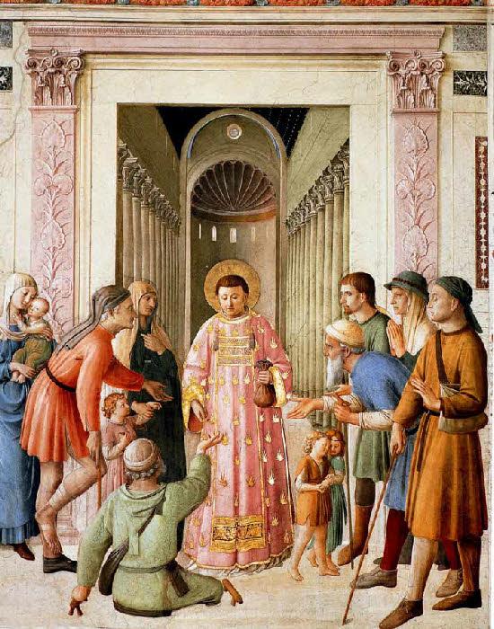 FRA ANGELICO -- Extrait des PAGES D'ART CHRÉTIEN du Père Abel Fabre. Wp0_wp49