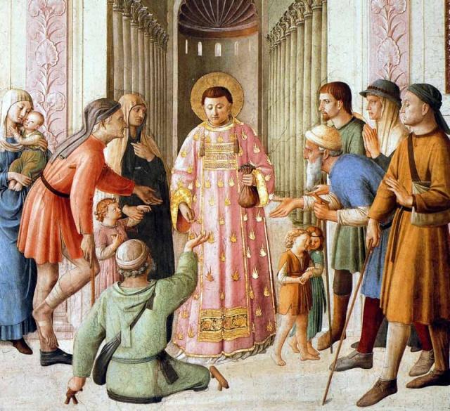 FRA ANGELICO -- Extrait des PAGES D'ART CHRÉTIEN du Père Abel Fabre. Wp0_wp55