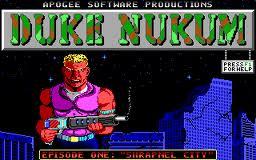 TRIBUTO AL REY DUKE NUKEM RECOPILACION Y HISTORIA Images10