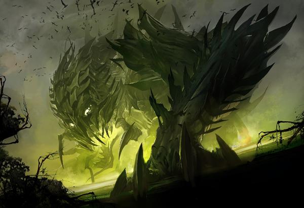 """22 de Octubre 2010 """"Guild Wars 2 A Fondo"""" Pcgamer(3) Boss10"""
