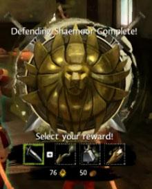 """6 de Septiembre del 2010 """"La Interfaz de Guild Wars 2"""" Interf23"""