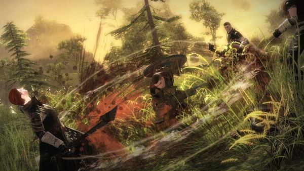 """22 de Octubre 2010 """"Guild Wars 2 A Fondo"""" Pcgamer(3) Roles-10"""