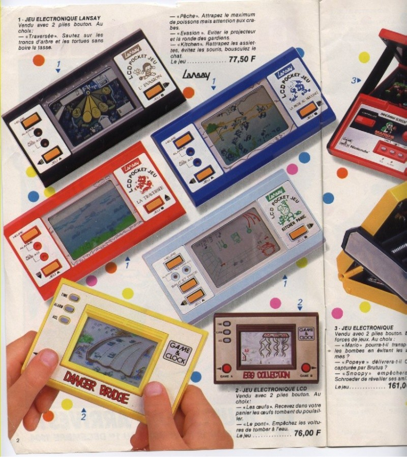 Photos rayons jeux video année 80/90 Catama11