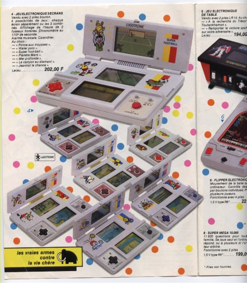Photos rayons jeux video année 80/90 Catama13