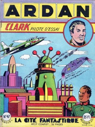 Clarck pilote d'essai Clark013