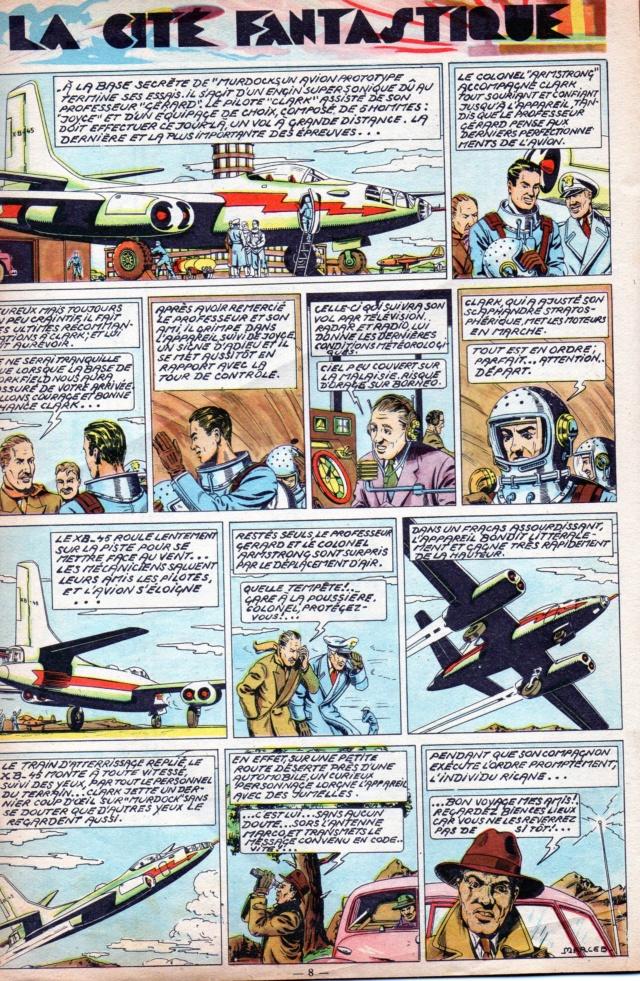 Clarck pilote d'essai Clark019