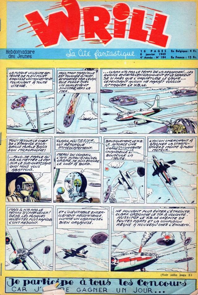 Clarck pilote d'essai Clark021