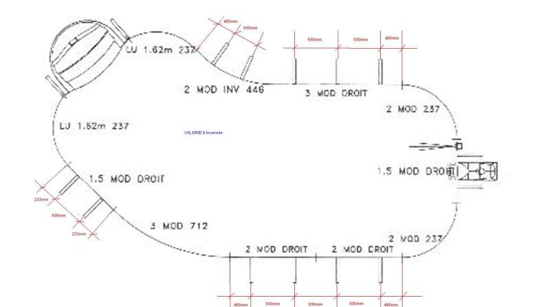 Prévoir l'emplacement des jambes de force (Edit : Maintenant un schéma est fourni par Wat.) Valeri10