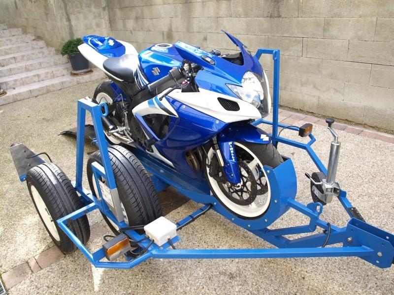 [vends ] remorque mono rail pour sportive et divers moto _9188910