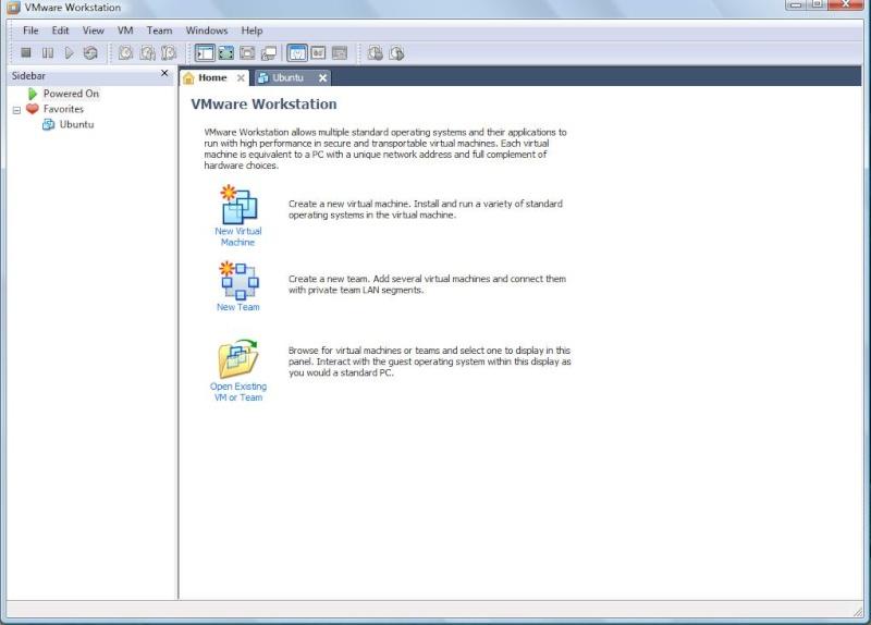 virtualisation avec VMware Workstation/Server Sans_t10