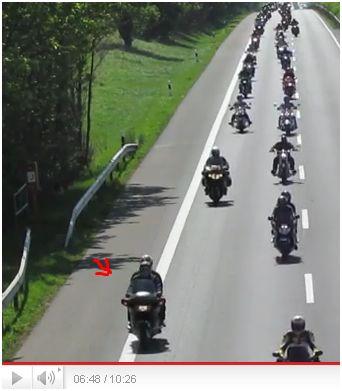 Motorrad Gedenkfahrt 2011 A0010
