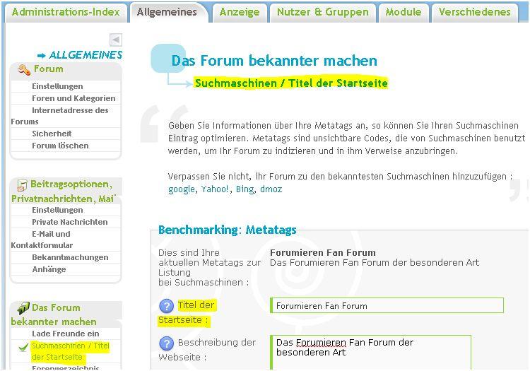 Internetadresse des Forums geändert - aber Lesezeichen steht auf altem Namen A0054