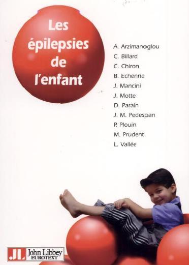 """les Epilepsies de l'enfant """"John Libbey Eurotext"""" en Exclusivité pour Pédiatrie-DZ Pilep10"""