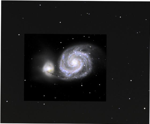Astro plombier débutant  M51 compo Assemb10