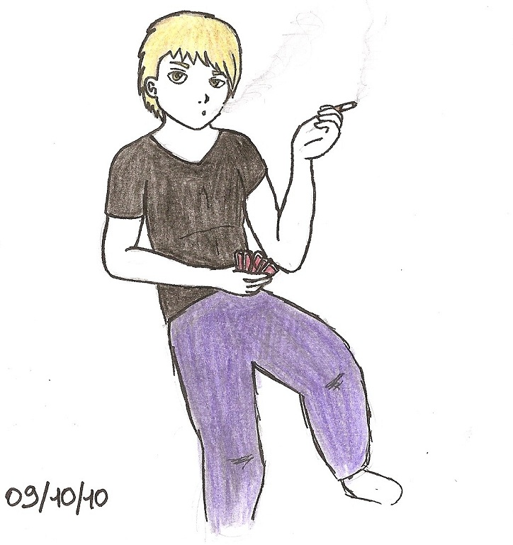 Mes dessins ! Mec-bl10