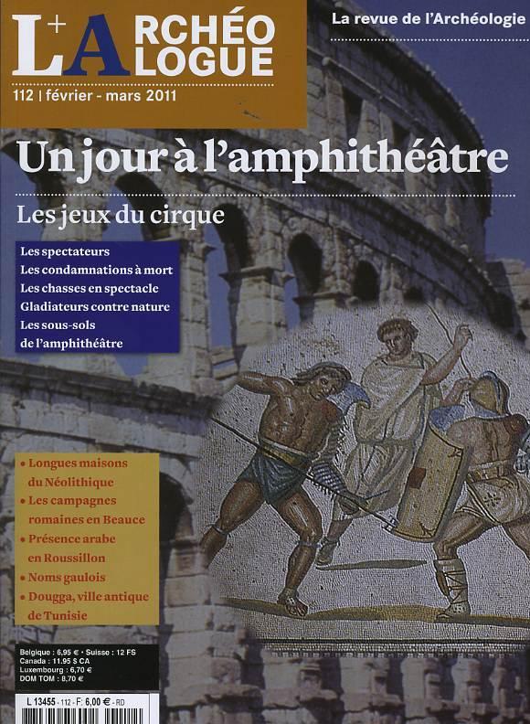 Magazine L'Archéologue spécial Jeux du Cirque L345510