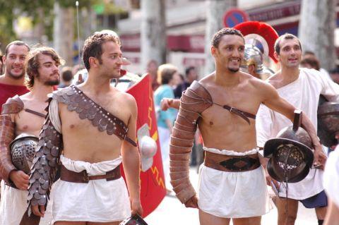 ARELATE FESTIVAL ROMAIN D'ARLES AOUT 2011 L345511
