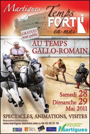 28 et 29 Mai Martigues Village Gallo-Romain Sans_t18